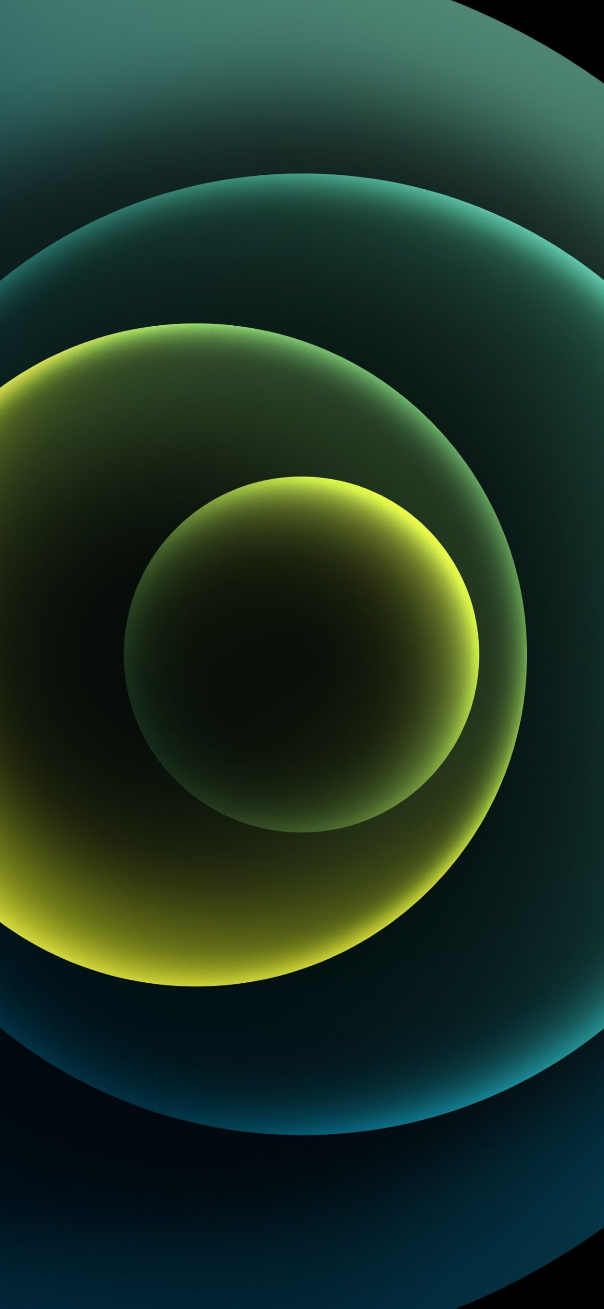iphone 12 orb dark green scaled