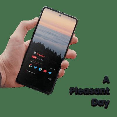 Best Android Homescreen Setups 10