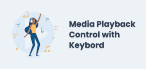 media playback controls