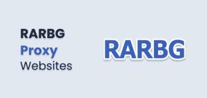 rarbg proxy list