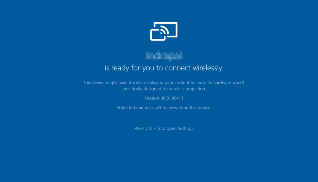 windows connect app