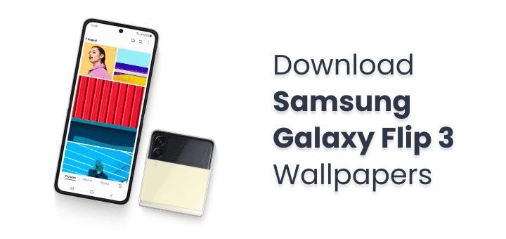 Download Samsung Galaxy Flip 3 Wallpapers