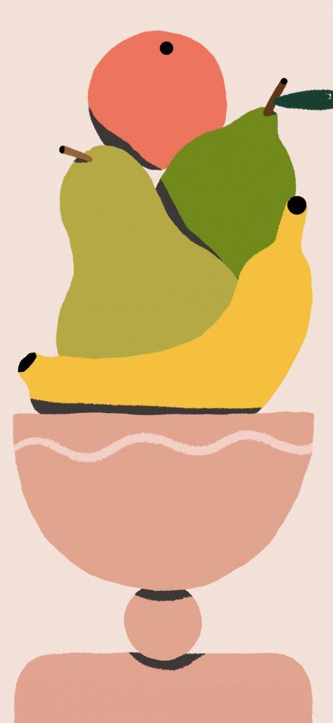 pixel6 fruits