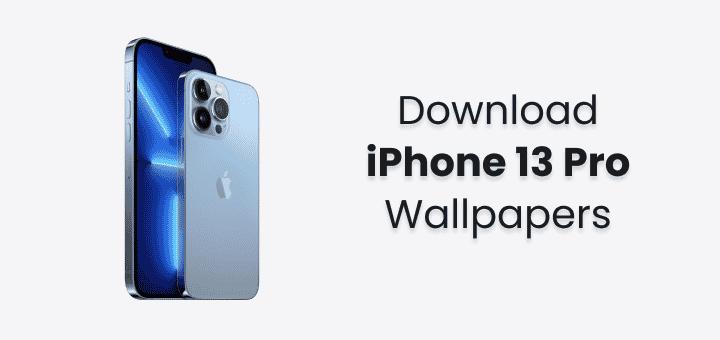 iphone 13 pro wallpaper