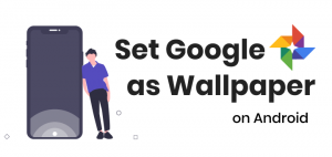 Google Photos as Wallpaper