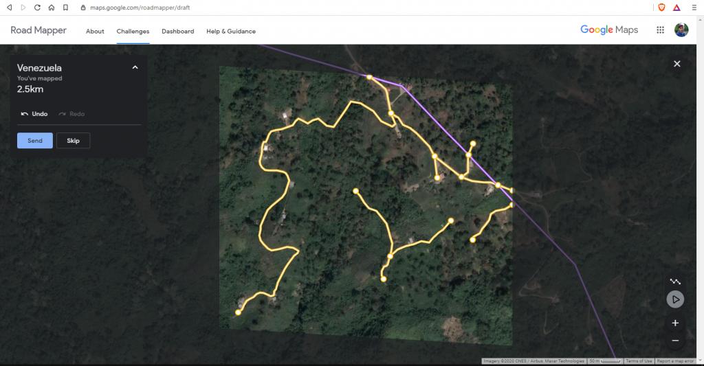 Road Mapper Challenge