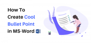 How to Create Cool Custom Bullets in Microsoft Word