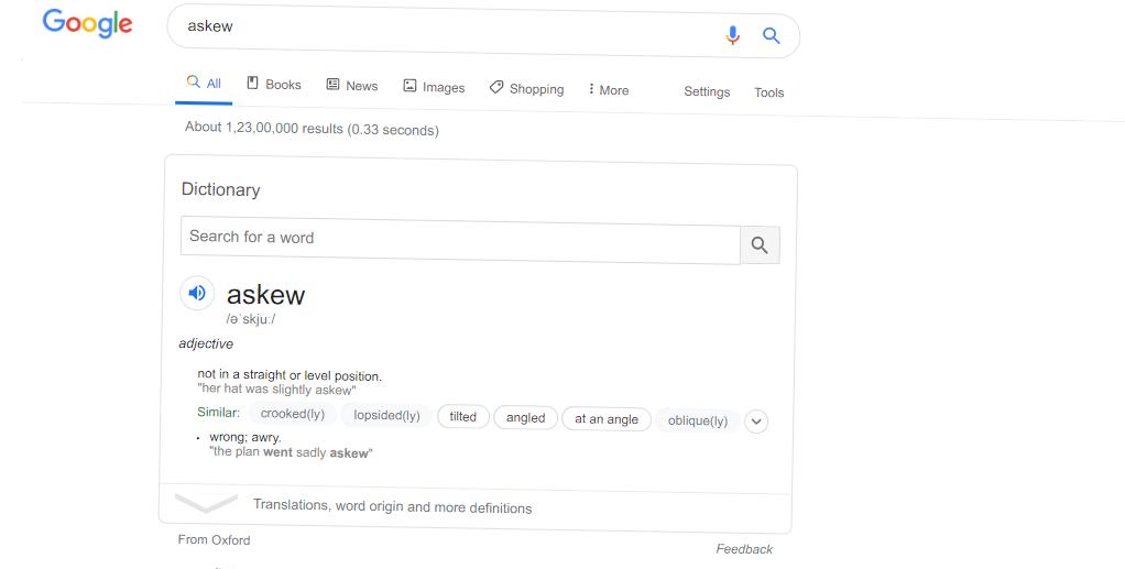 Askew Search