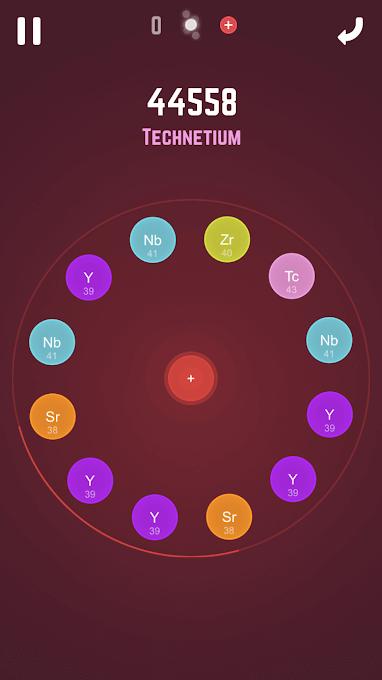 atomas in game scene