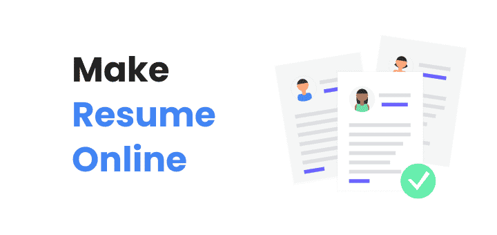 Make Resume Online With These Best Free Websites In Seconds