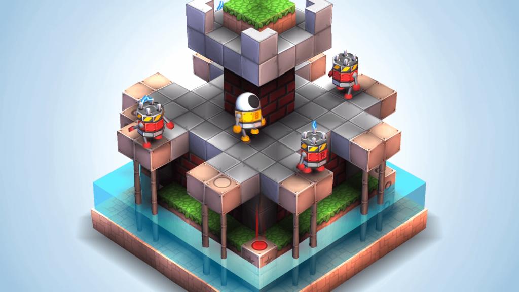 mekorama in game scene