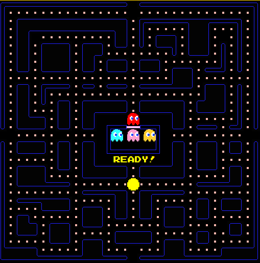 pacman-game-in-browser