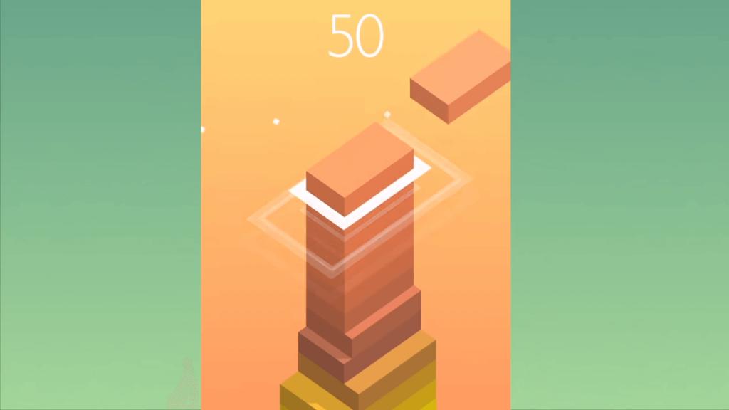 stack in game scene