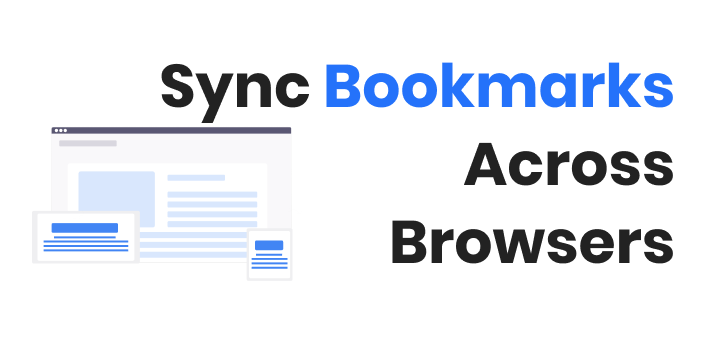 sync bookmark across browsers