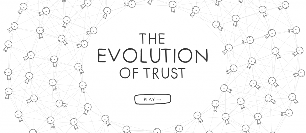 the-evolution-of-trust-game